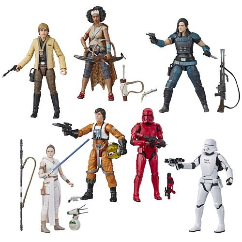 Entertainment Earth – Star Wars Black Series & Vintage Collection ROS Wave 2, NYCC Exclusives & New Daily Deals