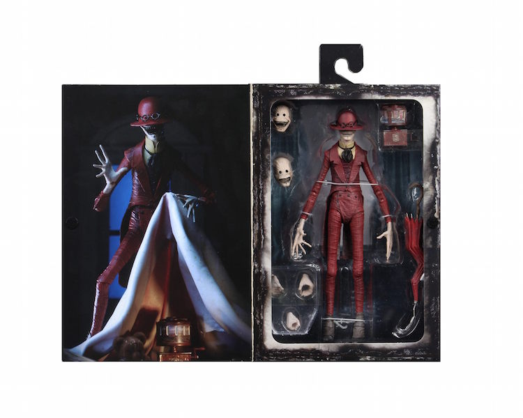 NECA Toys The Conjuring Ultimate Crooked Man 7″ Scale Figure Available Now