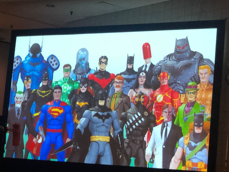 NYCC 2019 – DC Collectibles Panel Coverage