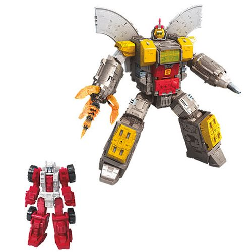 BigBadToyStore – Hasbro Transformers: War For Cybertron Omega Supreme Figure In-Stock