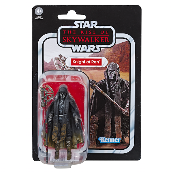 Hasbro Star Wars The Vintage Collection The Rise Of Skywalker 3 3/4″ & More On Amazon