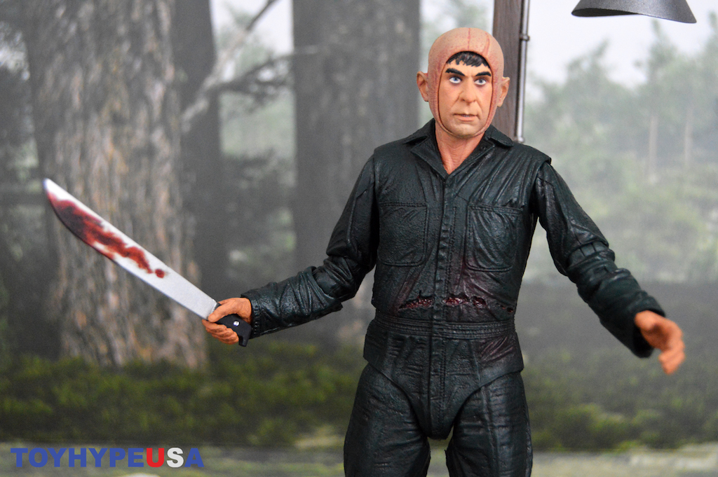 NECA Toys Friday The 13th Part V – Ultimate Roy Burns Figure Review