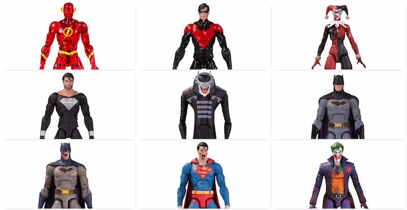 DC Collectibles Announces New York Comic-Con 2019 Reveals