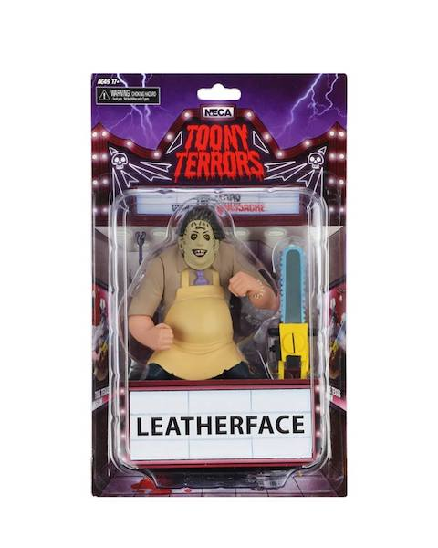 NECA Toys Toony Terrors Series 2 In-Packaging