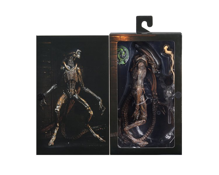 NECA Toys Alien 3 – Ultimate Dog Alien Figure Available Now