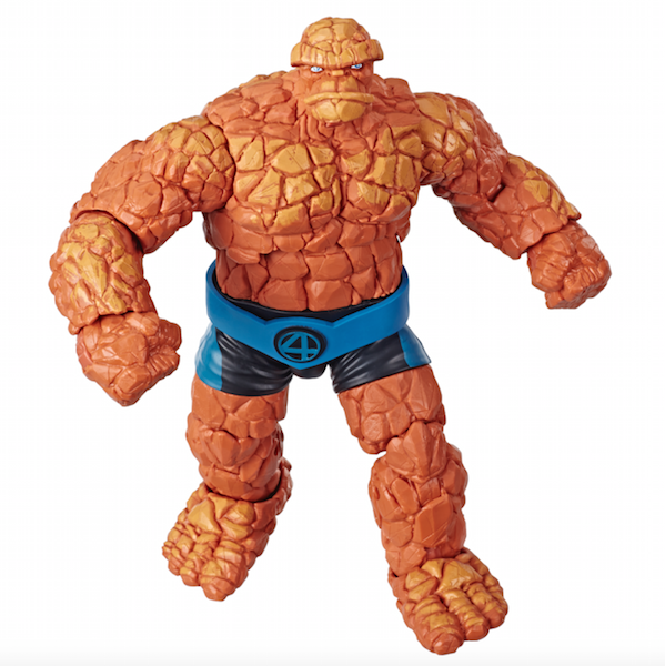 Hasbro Marvel Legends Fantastic Four The Thing – Super Skrull Wave Figure $19.99 On Amazon