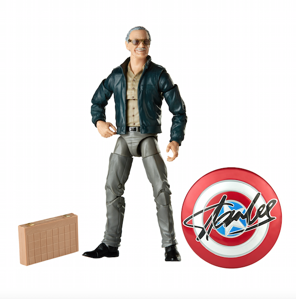 Hasbro Marvel Legends 6″ Stan Lee Figure In-Stock On Amazon