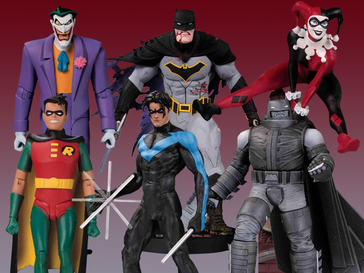DC Collectibles Solicitations For July 2020 – Batman: The Adventures Continue Figures & More
