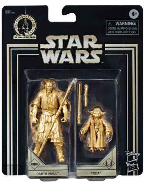 Hasbro Star Wars Skywalker Saga 3 3/4″ Figure 2-Packs Pre-Orders At Wal-Mart