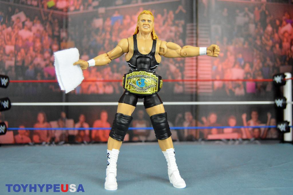 Mattel – WWE Elite RetroFest Mr. Perfect Figure Review