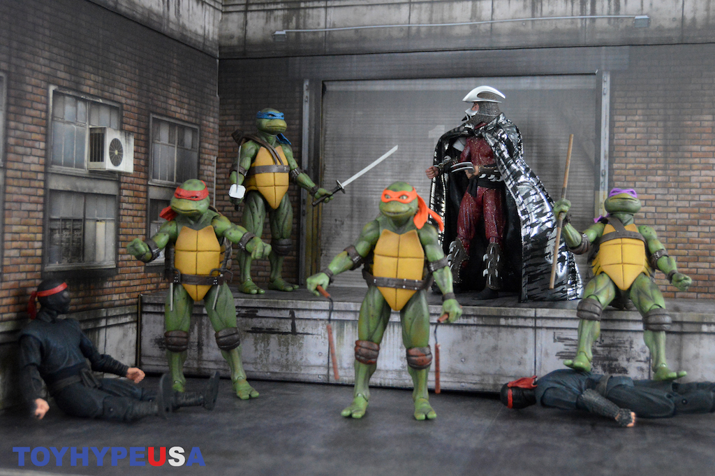 Extreme-Sets – Building 3.0 Pop Up Diorama Review