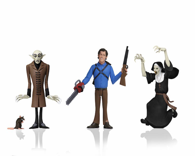 NECA Toys Toony Terrors Series 3 Figures Available Now