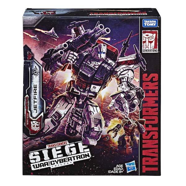 Hasbro Transformers War For Cybertron: Siege Jetfire Figure Now $46.50 On Amazon (Update)