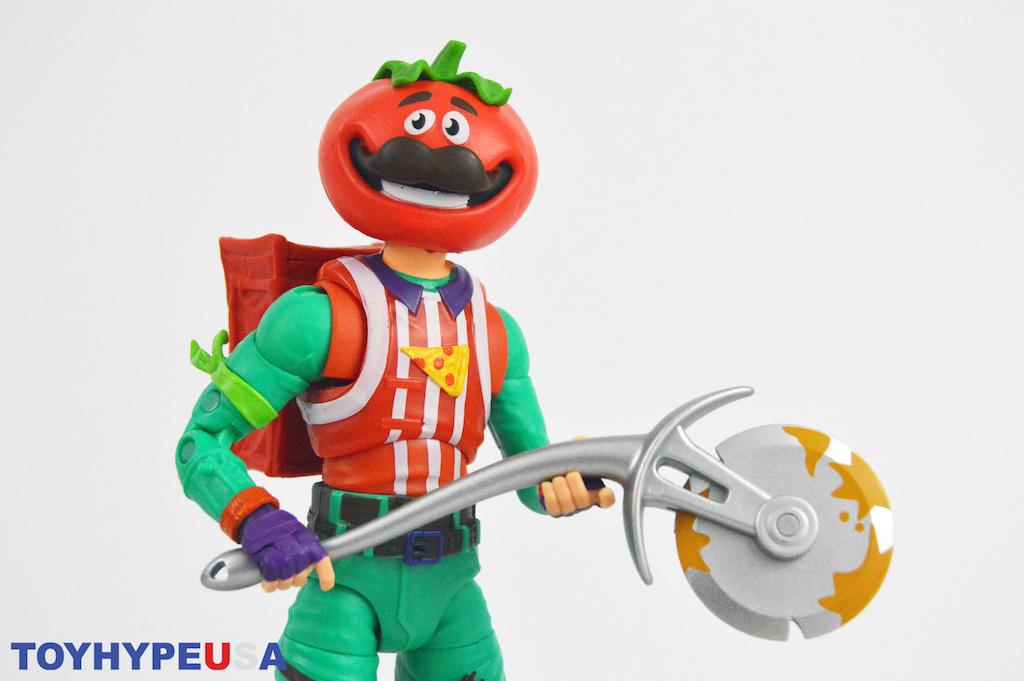 Jazwares – Fortnite 6″ Legendary Series Tomatohead Figure Review