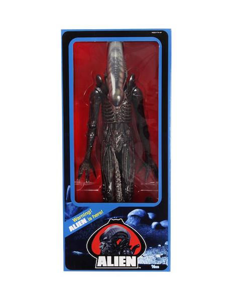 NECA Toys 1/4″ Scale 40th Anniversary Big Chap Figure Available Now