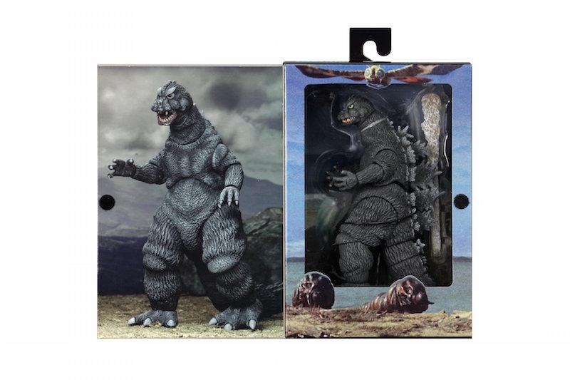 NECA Toys 1964 Godzilla (Mothra Vs Godzilla) Figure Available Now