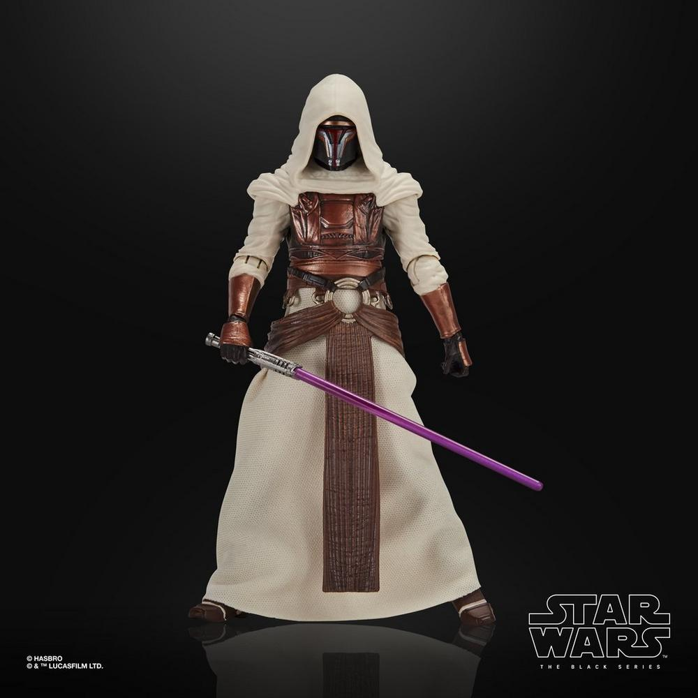 GameStop Exclusive Star Wars The Black Series 6″ Jedi Raven Figure Listed As In-Stock