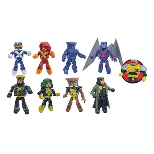 Diamond Select Toys Marvel Minimates Series 78 Available Now