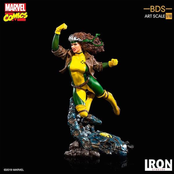 Iron Studios – Marvel Comics X-Men Battle Diorama Series Rogue Statue Pre-Orders