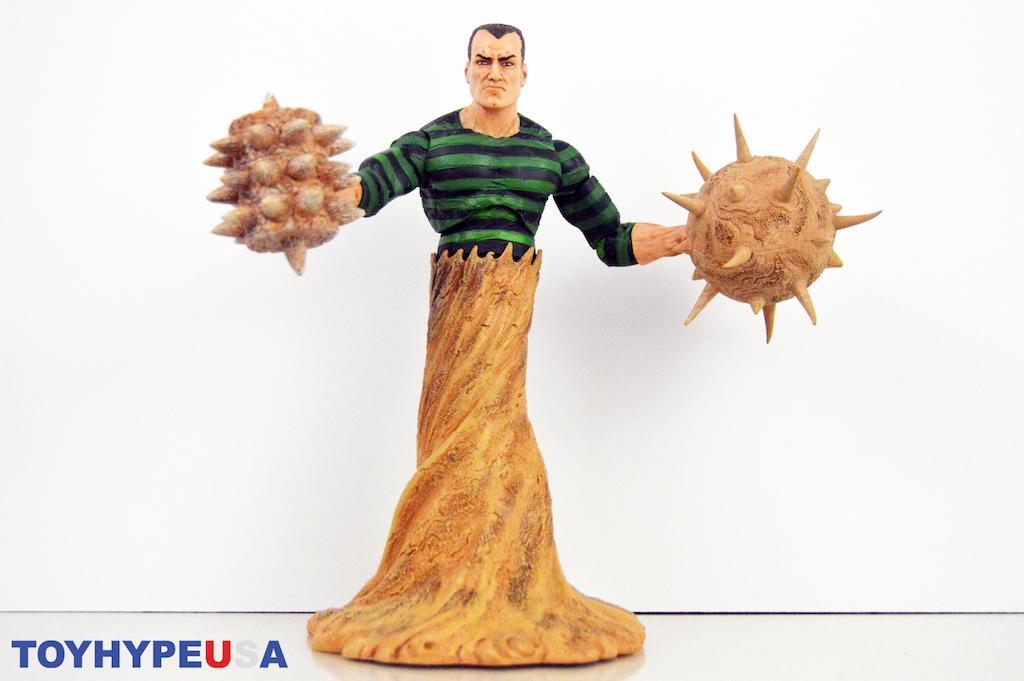 Diamond Select Toys Marvel Select Sandman Figure Review