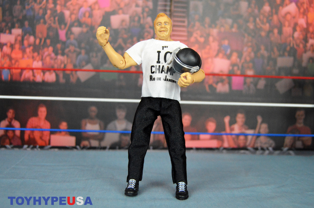 Mattel – WWE Elite Collection Series 69 Wal-Mart Exclusive Pat Patterson Figure Review