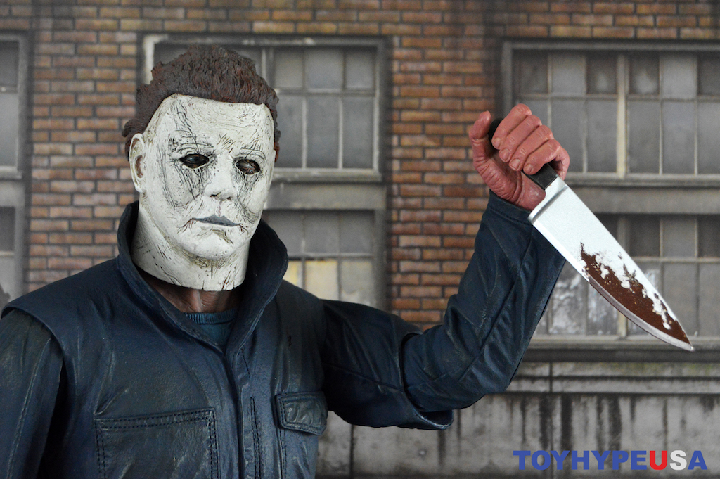 NECA Toys Halloween 2018 Michael Myers 1/4″ Scale Figure Review