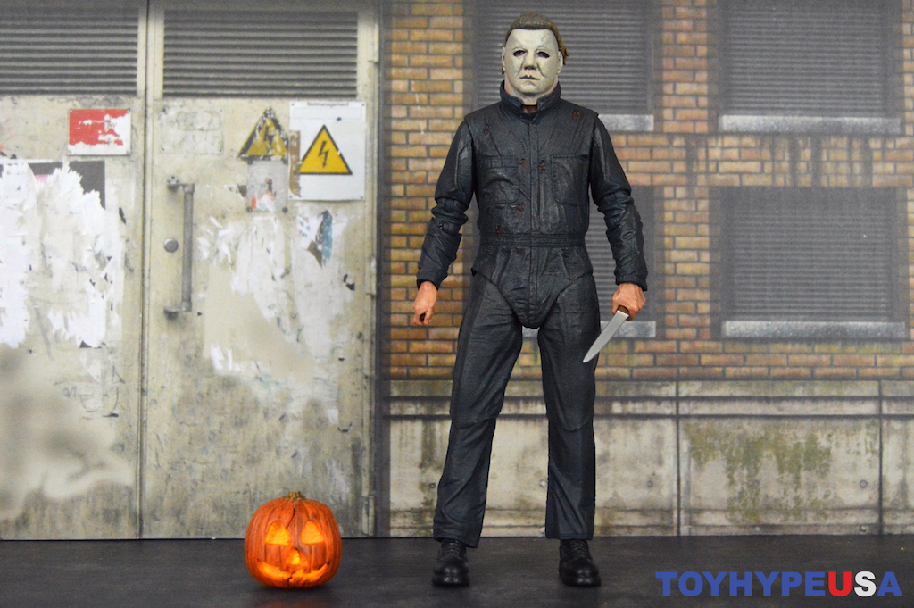 NECA Toys Halloween 2 Ultimate Michael Myers 7″ Scale Figure Review