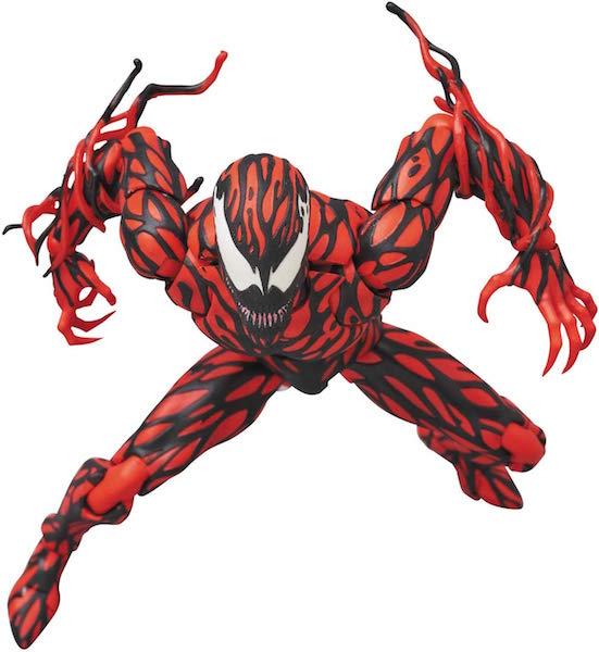 Medicom – Mafex Marvel Comics Maximum Carnage Figure