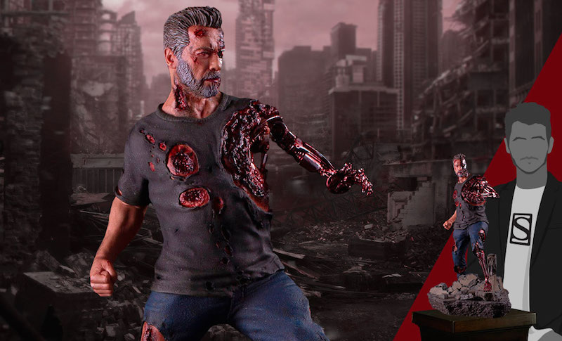 Chronicle Collectibles Terminator: Dark Fate T-800 Statue Pre-Orders