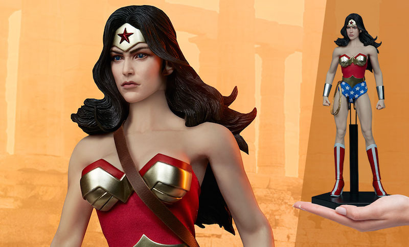 Sideshow Collectibles DC Comics Wonder Woman Sixth Scale Figure Pre-Orders