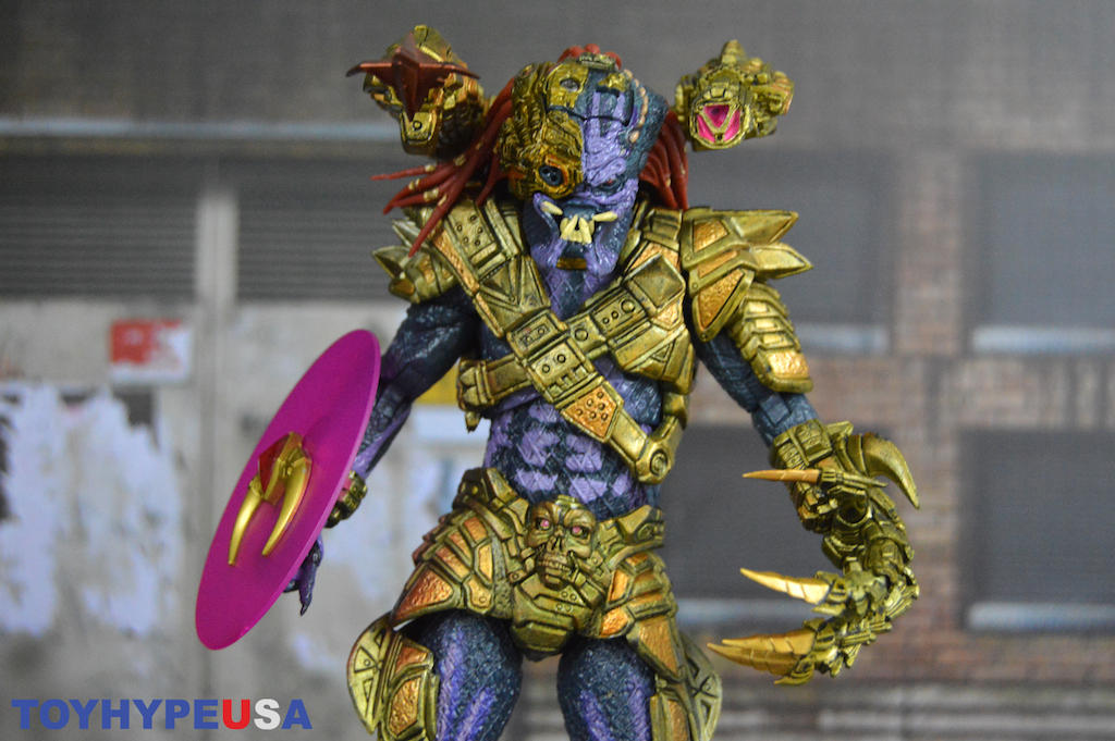 NECA Toys Ultimate Lasershot Predator 7″ Scale Figure Review