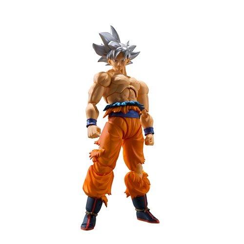 S.H. Figuarts DragonBall Super Ultra Instinct Goku Figure Pre-Orders