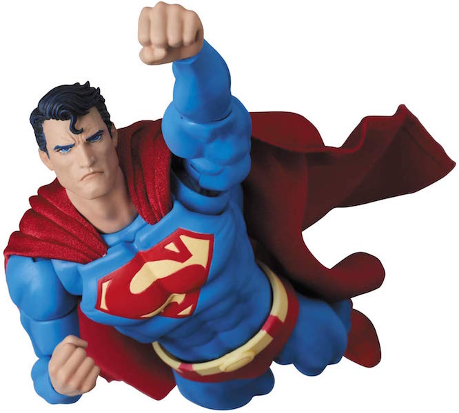 Medicom – Mafex Superman (Hush Version) Figure