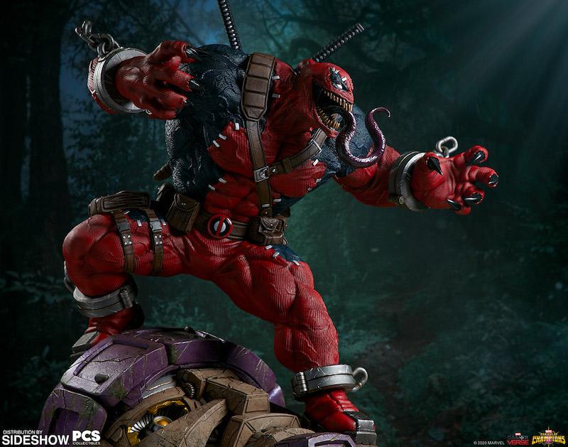 Marvel Contest Of Champions – Venompool Statue Pre-Orders