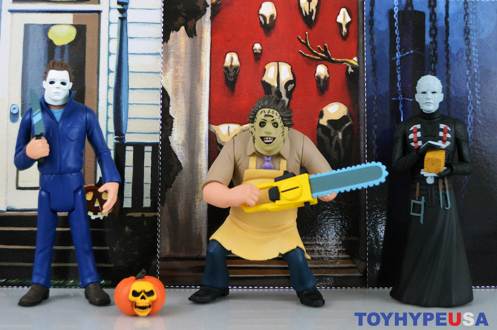 NECA Toys Toony Terrors Series 2 Figures Review