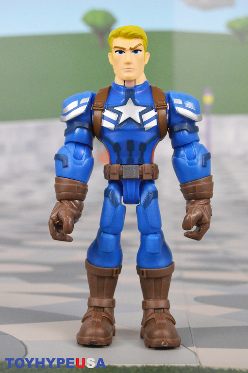 Marvel Captain America #7 Disney Store Toybox Action Figure Exclusive New