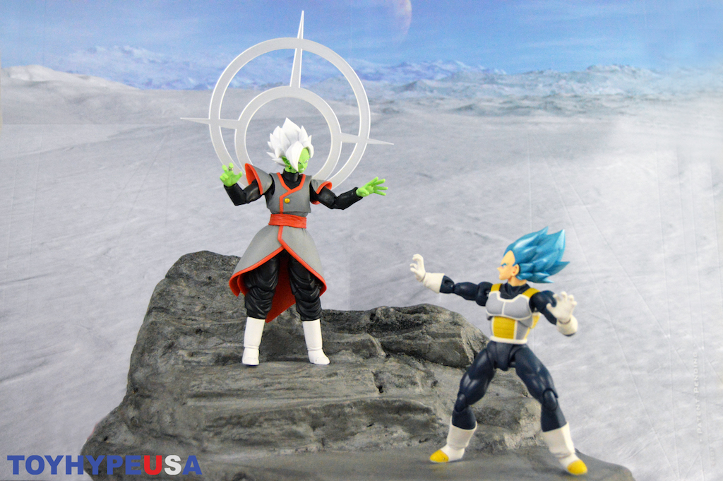 S.H. Figuarts Dragon Ball Super Zamasu (Potara Ver.) Figure Review