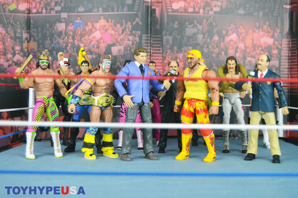 Mattel – WWE Elite Collection Series 70 Vince McMahon Figure Review