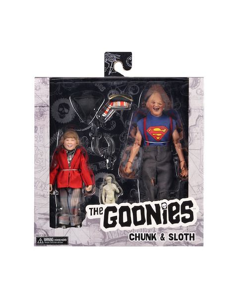 NECA Toys Shipping This Week – The Goonies, Avengers: Endgame Captain America & Captain Marvel Head Knockers