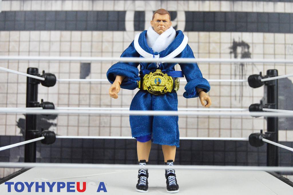 Mattel – WWE Elite Collection Series 63 Bob Backlund Figure Review