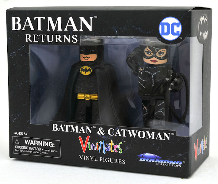 Diamond Select Toys In Stores Now – Avengers: Endgame, Bruce Lee, Batman Returns & More