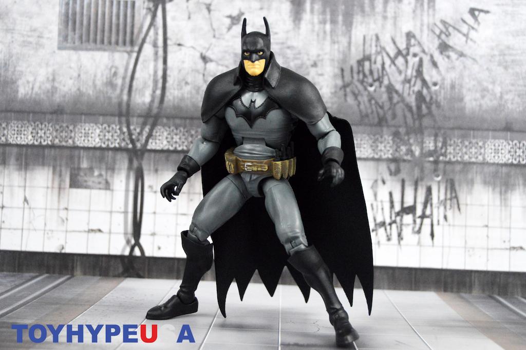 Mattel – DC Comics Multiverse 6″ Lex Luthor Collect & Connect Wave Gaslight Batman Figure Review