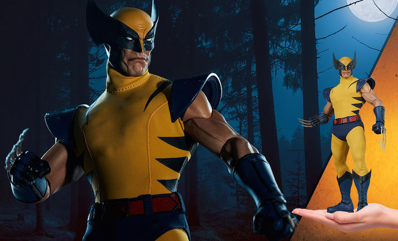 Sideshow Collectibles Marvel Comics – Wolverine Sixth Scale Figure Pre-Orders