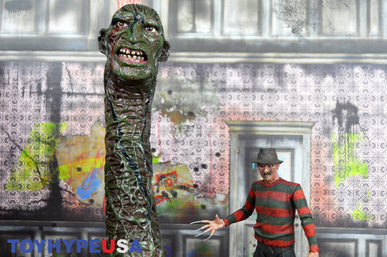 NECA Toys A Nightmare On Elm Street Accessory Pack Review