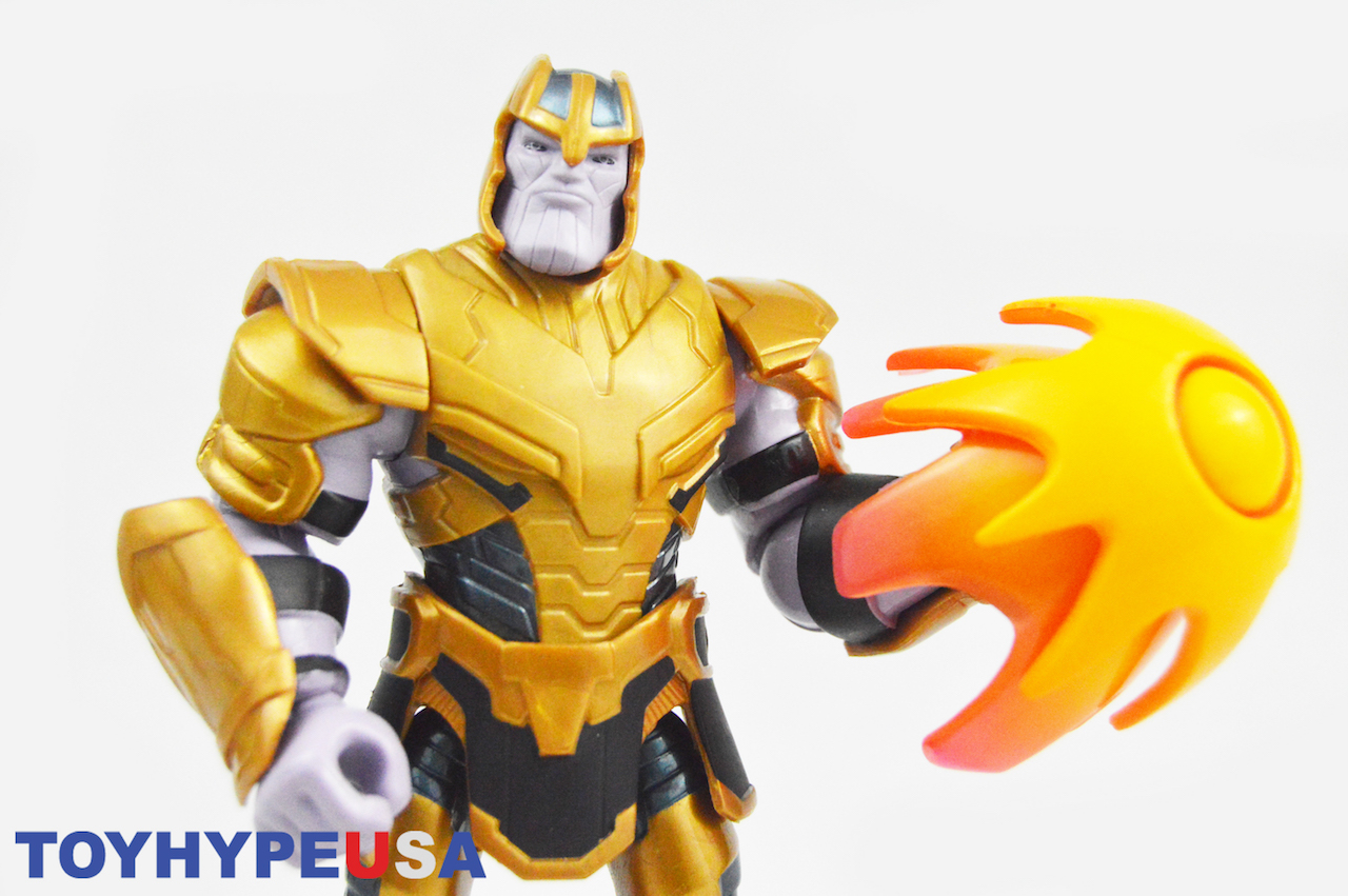 Disney Store Exclusive Marvel Toy Box Thanos Figure Review