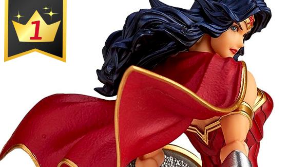 Hobby Link Japan – Amazing Yamaguchi Wonder Woman & More
