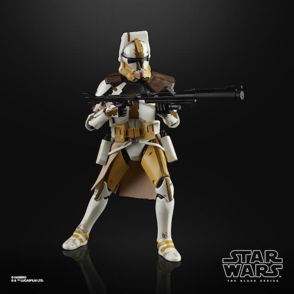 Hasbro Star Wars The Black Series 6″ Clone Commander Bly & Sith Jet Trooper Figure Pre-Orders
