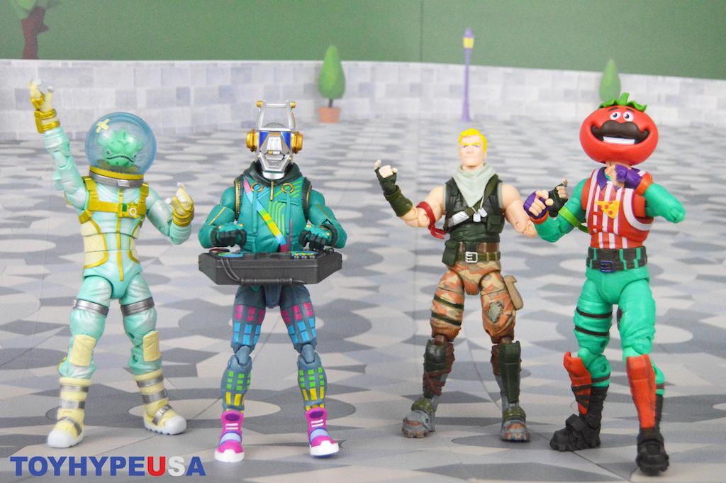 Jazwares – Fortnite 6″ Legendary Series DJ Yonder Figure Review