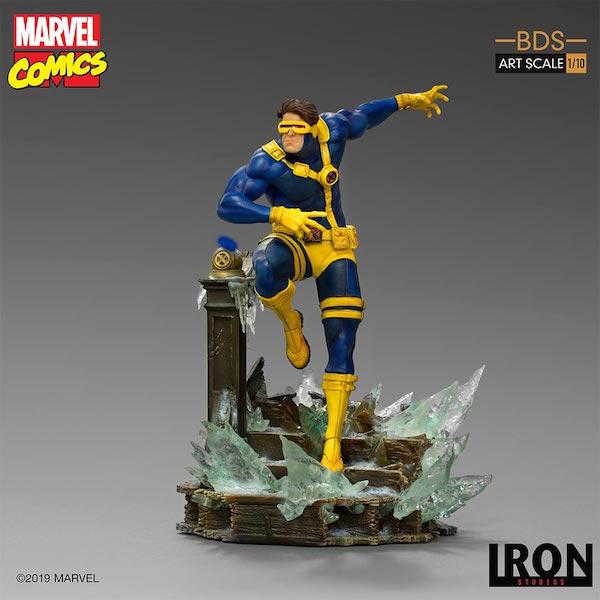 Iron Studios – Marvel Comics X-Men Battle Diorama Series Cyclops Statue Pre-Orders