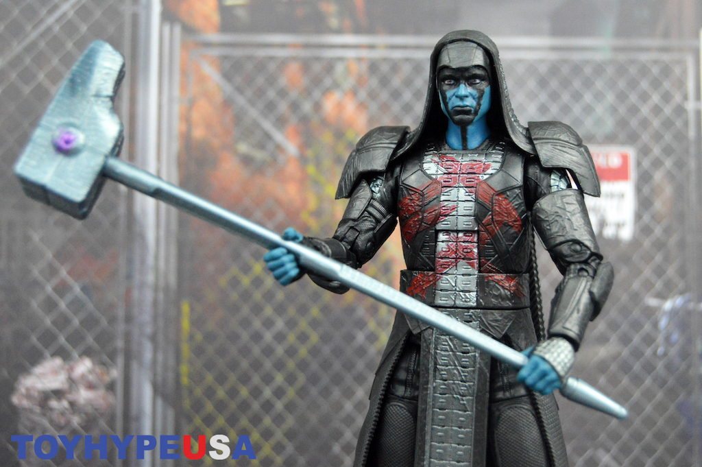 Hasbro Marvel Legends The First Ten Years Ronan The Accuser Figure Review